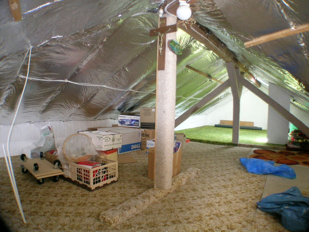 Der Dachboden, Foto 1