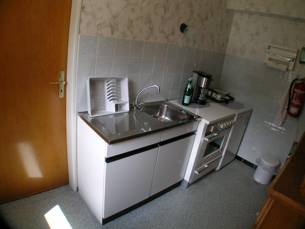 Souterrain - Küche