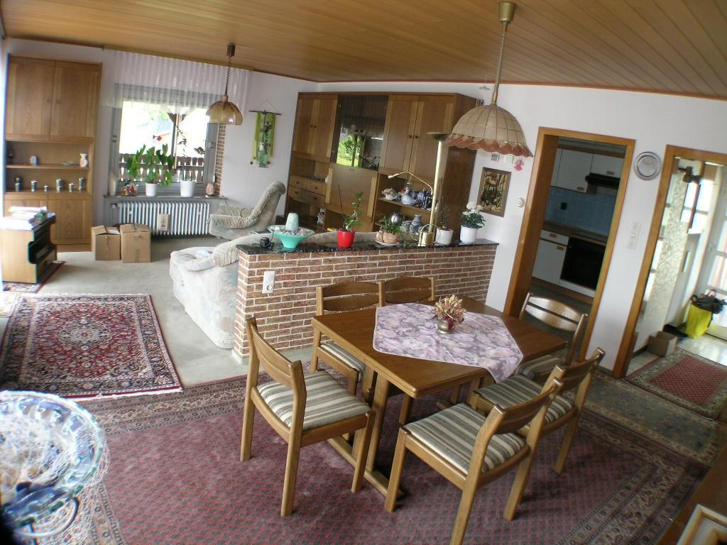 Wohn- Essbereich, Foto 1
