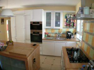 Die Wohn-Küche Foto 3