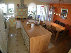 Die Wohn-Küche Foto 2