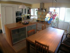 Die Wohn-Küche Foto 1